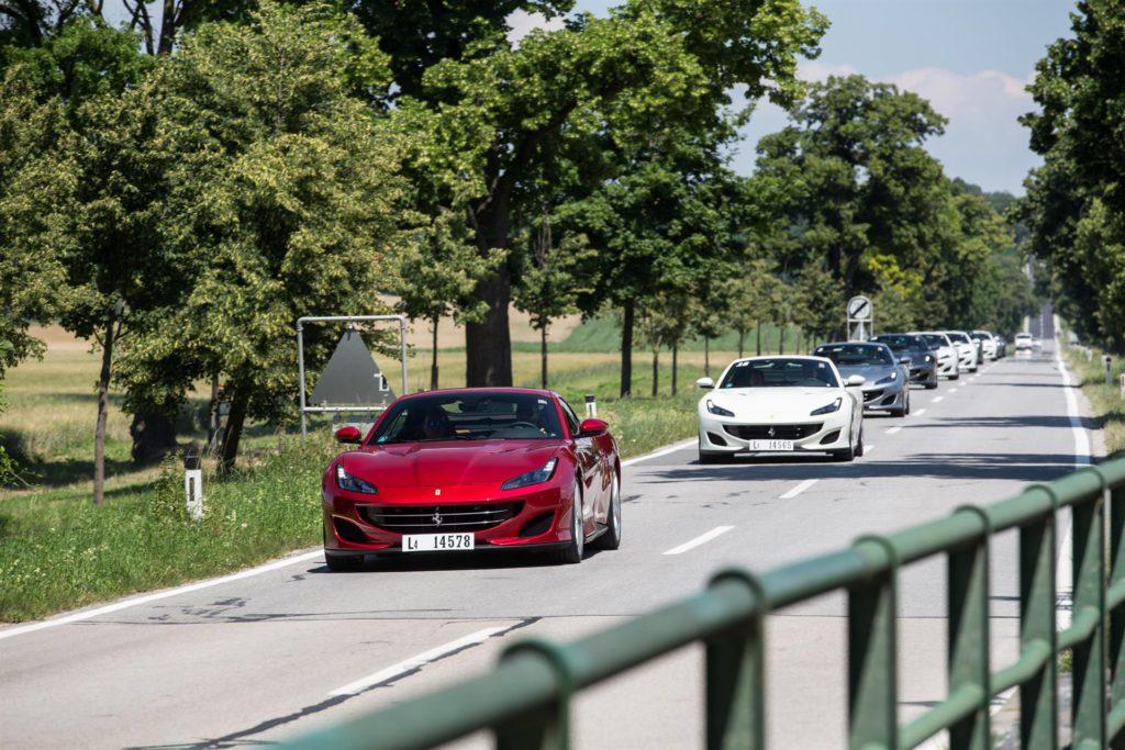 Ferrari Portofino Roadshow