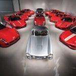 Ferrari Performance veiling Sotheby's