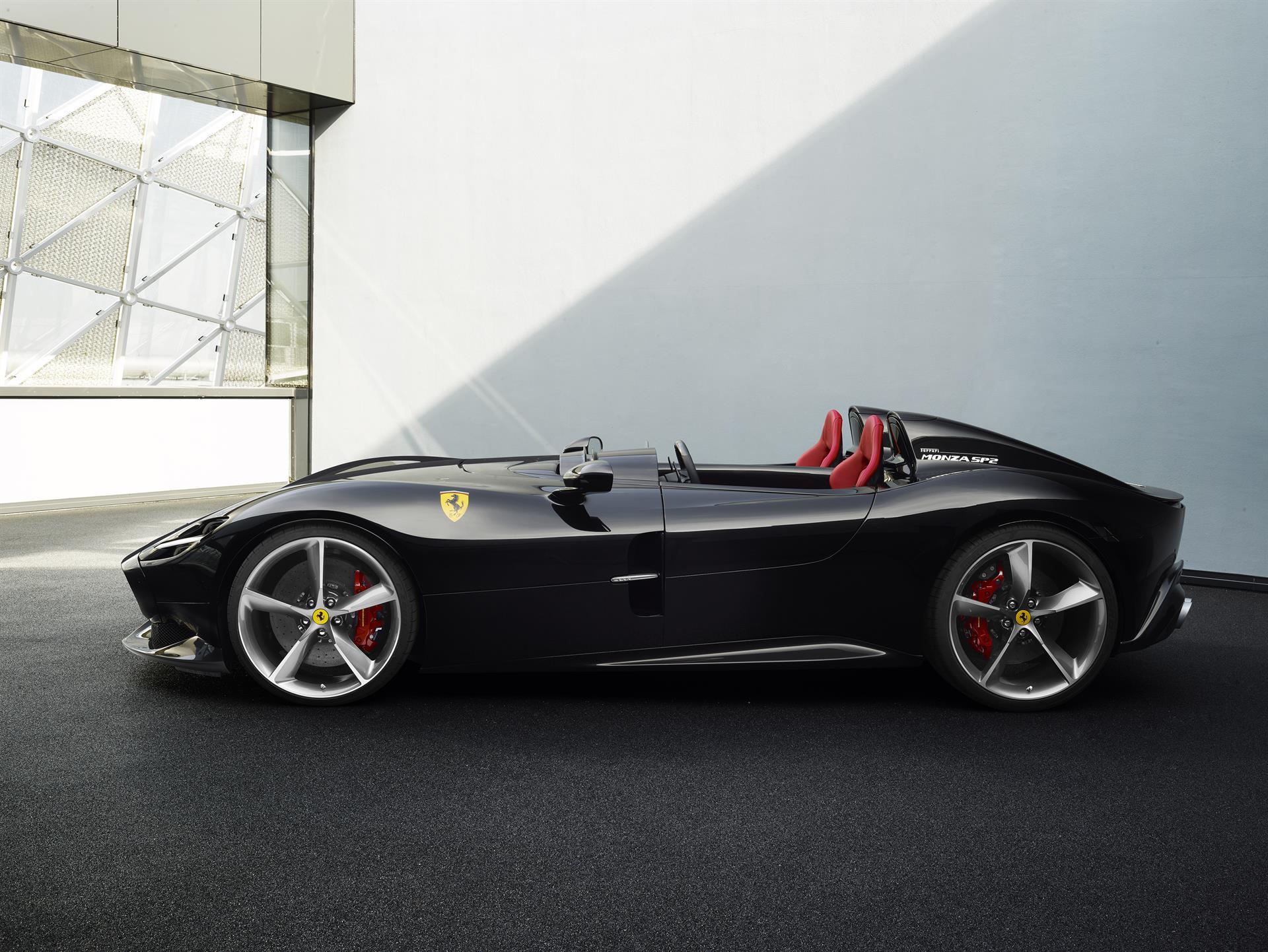 Ferrari Monza SP2 - Mooiste Supercar van 2018