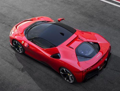 Ferrari SF90 Stradale - korte film Le Grand Rendez-Vous