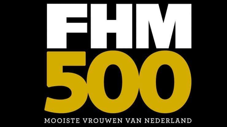 fhm500 2020 mooiste vrouwen van nederland
