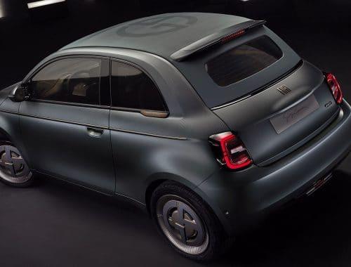 Fiat 500 door Giorgio Armani