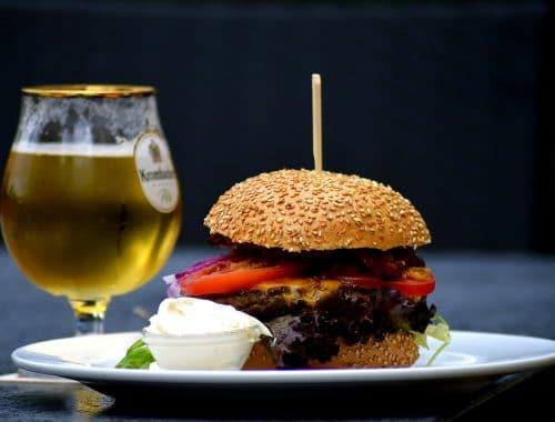 foodpairing bier bbq
