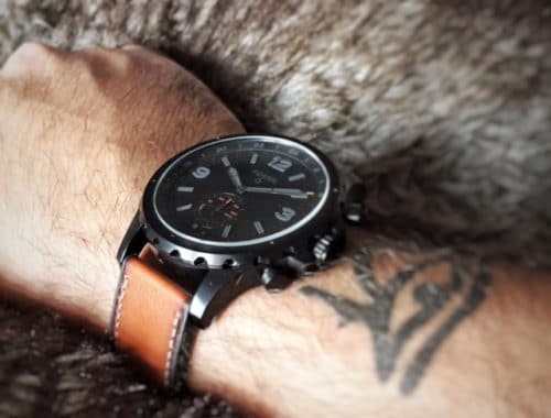 Fossil Q Nate Hybride smartwatch