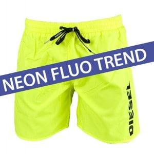 Bijenkorf Zwembroek Heren.Trend Voor 2014 Fluo Neon Zwembroeken Voor Heren Mannenstyle Nl
