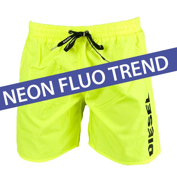 Neon Zwembroek Heren.Trend Voor 2014 Fluo Neon Zwembroeken Voor Heren Mannenstyle Nl