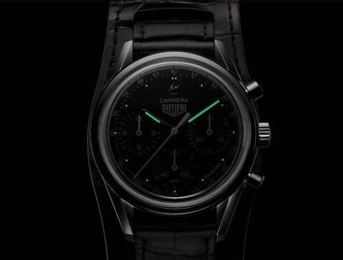 fragment design x TAG Heuer Carrera horloge