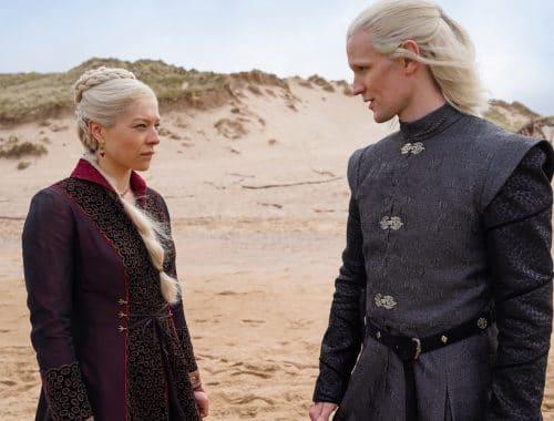 Eerste beelden Game of Thrones prequel House of the Dragon