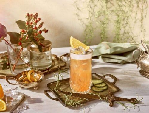 Garibaldi Sbagliato cocktail