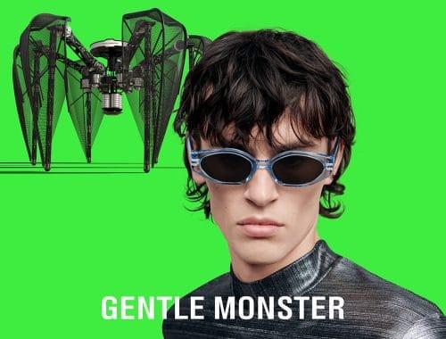 """Gentle Monster 2021 brillencollectie: """"UNOPENED: THE PROBE"""""""
