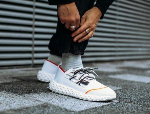 Giuseppe Zanotti Urchin Sneaker