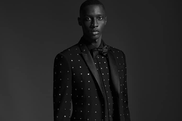 Givenchy 2017 Fall Tuxedo Capsule Collectie