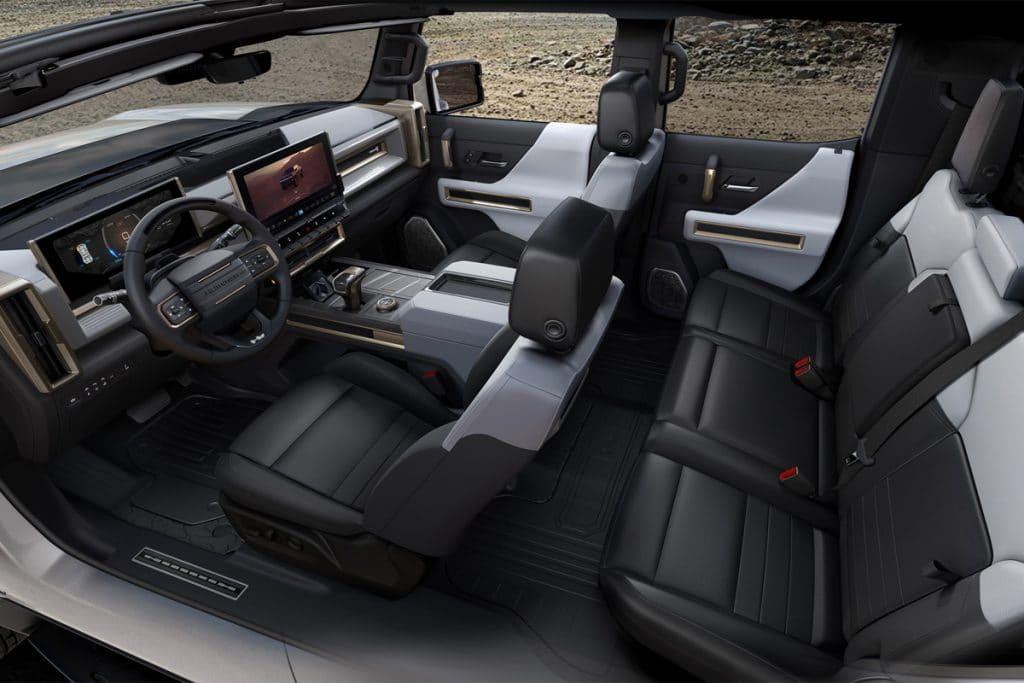 elektrische 2022 Hummer EV
