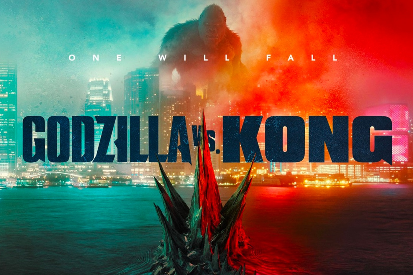 Godzilla vs. Kong-trailer