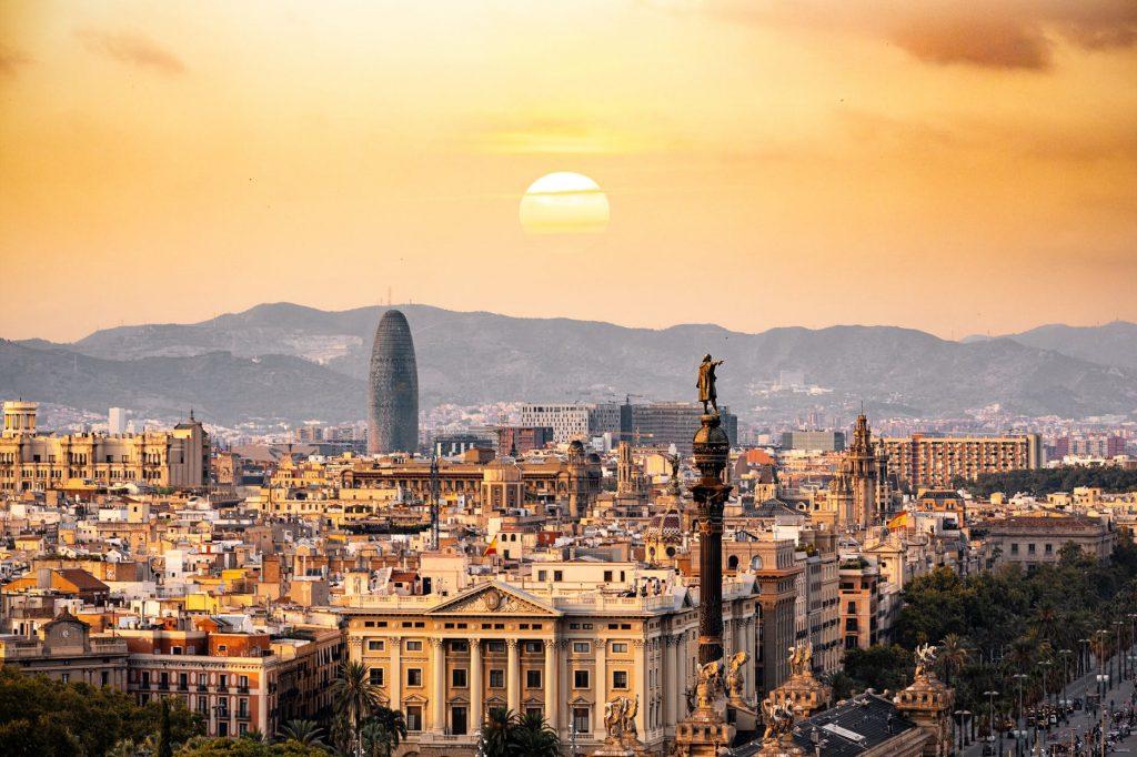 gokken op vakantie barcelona spanje