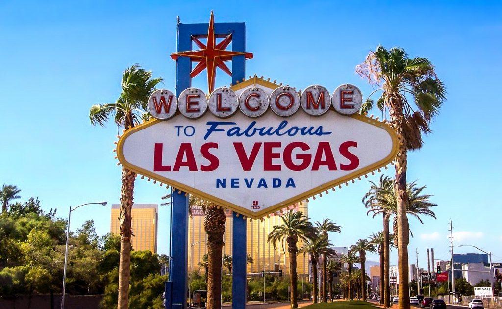 gokken op vakantie las vegas