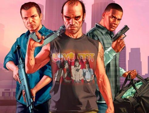 GTA V releasedatum voor PlayStation 5 & Microsoft Xbox Series S X