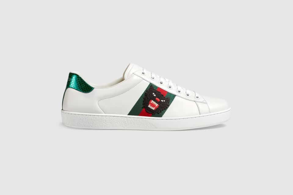 Gucci Ace Low Top sneakers 2017