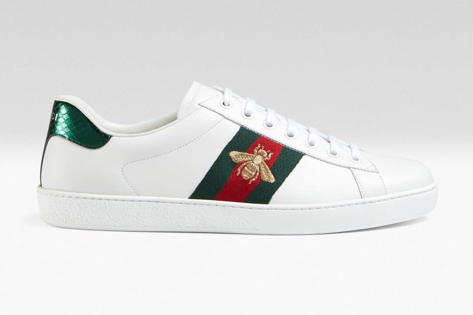 Gucci Ace Sneaker Pre-Fall 2016 kleuren