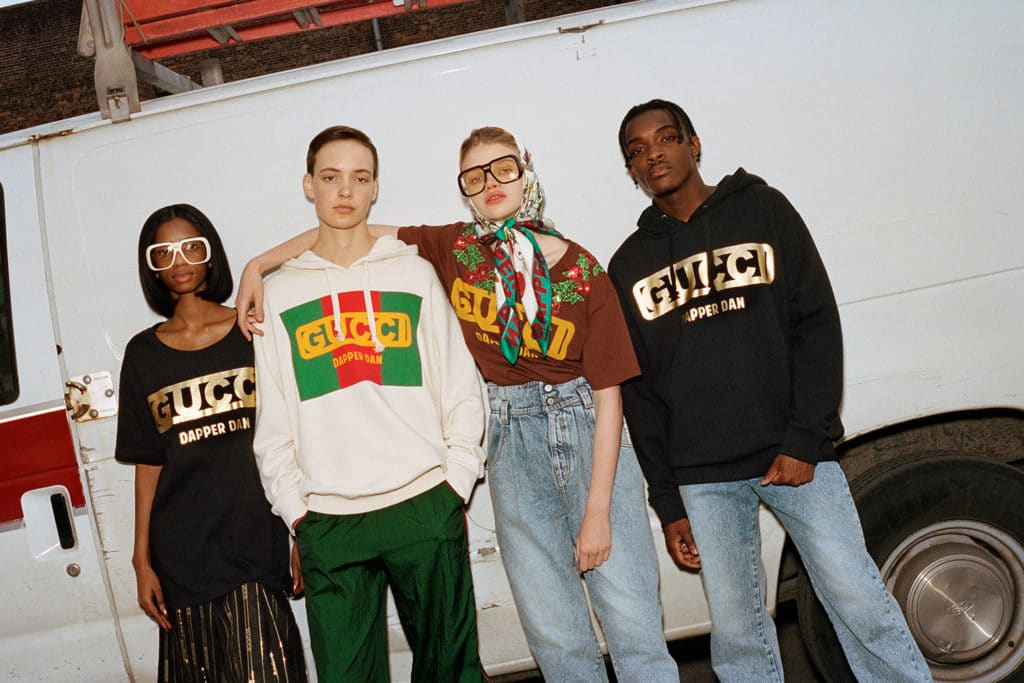 337ab93e7a2 De Gucci 'Dapper Dan' Collectie is nu ook online verkrijgbaar