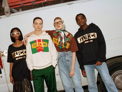 Gucci Dapper Dan Collectie