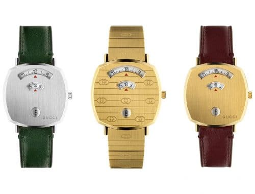 Gucci Grip Watch gucci horloge