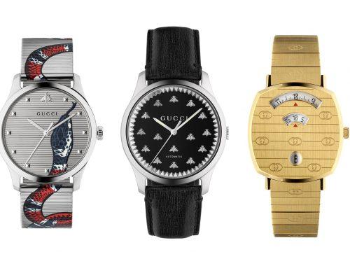Gucci horloges Baselworld 2019