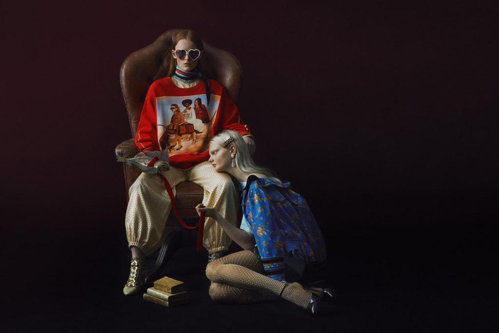 Gucci #GucciHallucination Capsule Ignasi Monreal