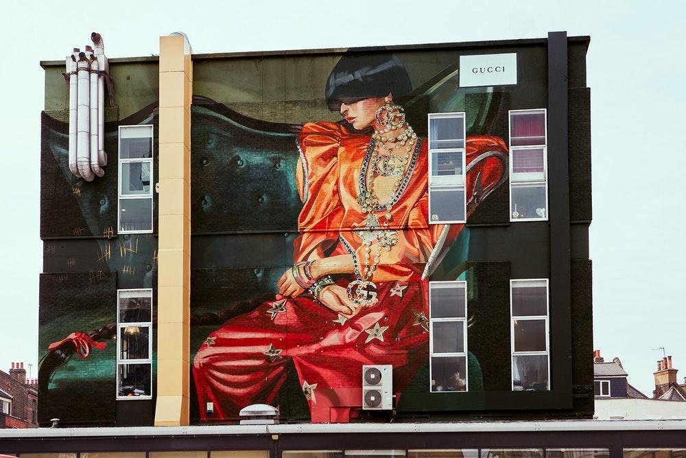 Londen Gucci #GucciHallucination Ignasi Monreal