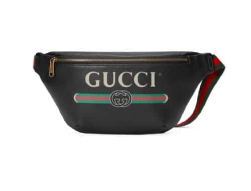 Gucci accessoires voor mannen 2018