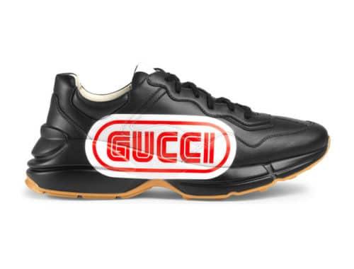 Gucci Rhyton SEGA sneaker
