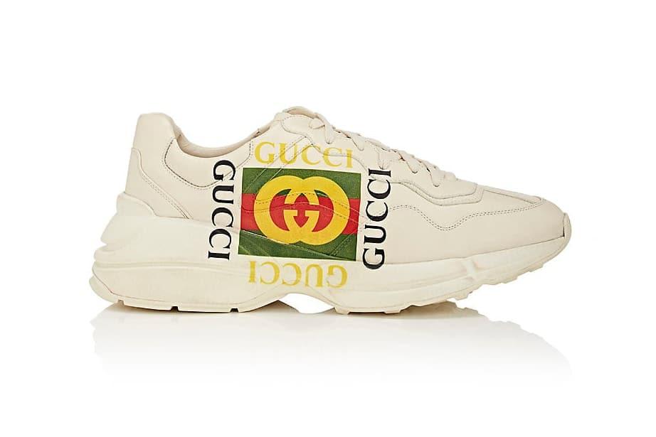 Gucci Apollo sneaker 2018 cruise