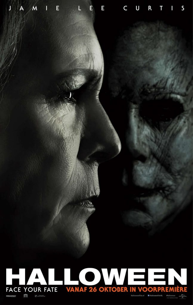 halloween poster nl film