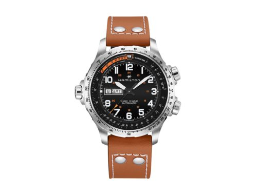 Hamilton Khaki X Wind Day Date Limited Edition horloge