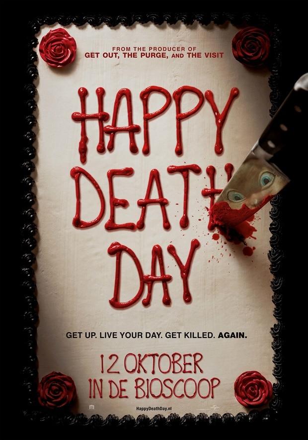 Happy Death Day bioscoop kaarten winnen