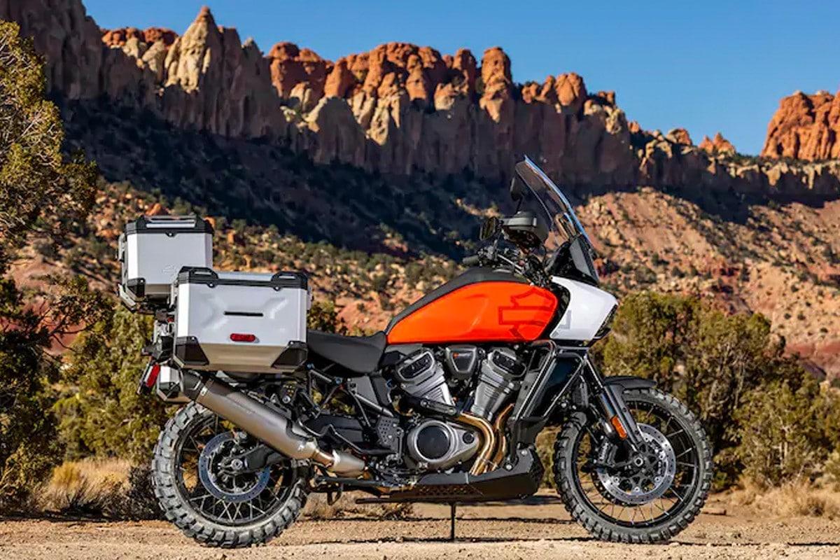 Harley-Davidson Pan America 1250 is Adventure Touring-motor