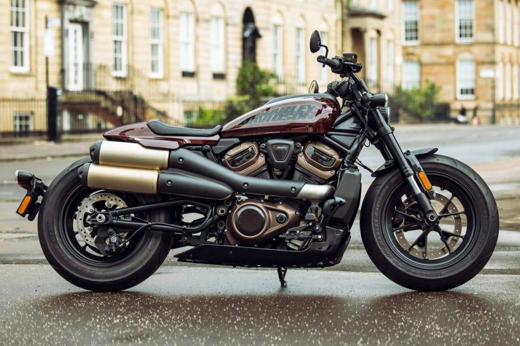 Harley Davidson Sportster S