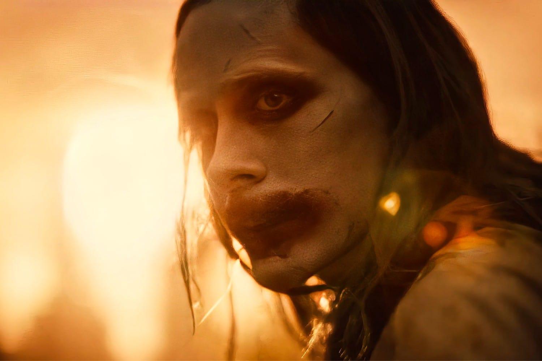 Justice League: The Snyder Cut trailer Jared Leto's Joker