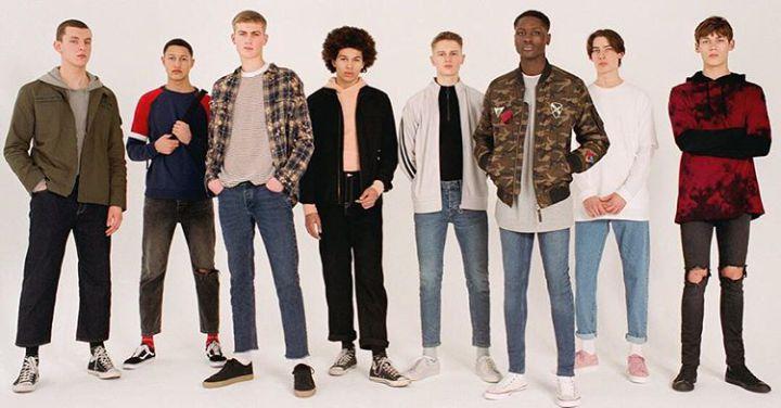 jeans trends 2017 fits heren
