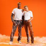 Heron Preston x Levi's 501 jeans capsule - hailey bieber