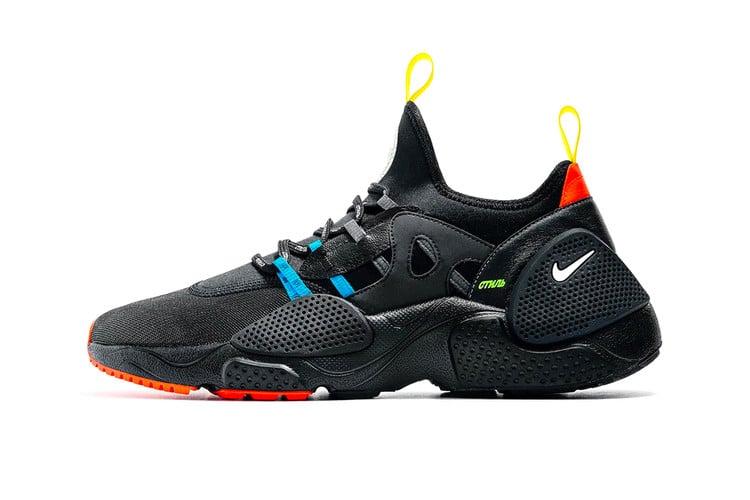 huge discount ed19a 207e0 Maak kennis met de Heron Preston x Nike Huarache E.D.G.E. Surface
