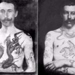 tattoos Sutherland Macdonald - tattoo artist geschiedenis
