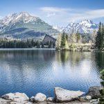 top 10 Europese reisbestemmingen van 2019 - hoge tatra slowakije