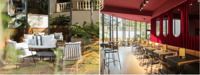 budgethotels in België ibis Chatelain Hotel Brussel centrum