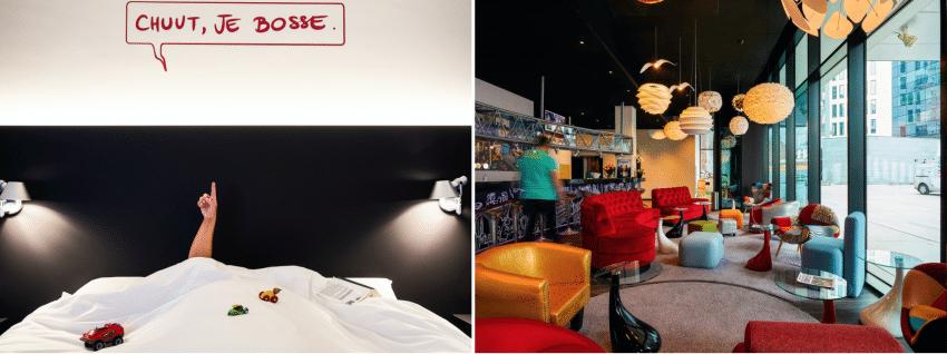 budgethotels in België ibis Styles Luik Centrum