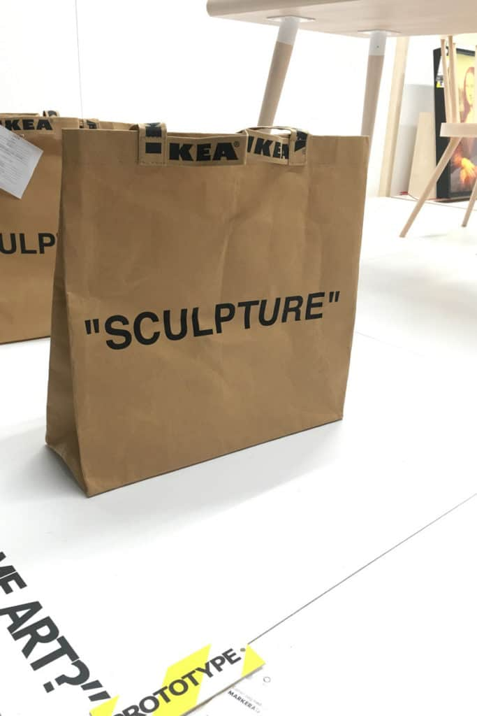 Virgil Abloh IKEA x OFF-WHITE