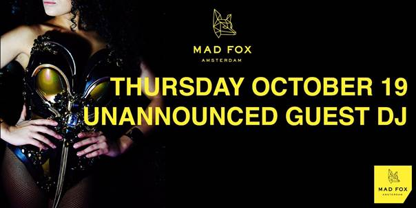 ADE 2017 MAD FOX