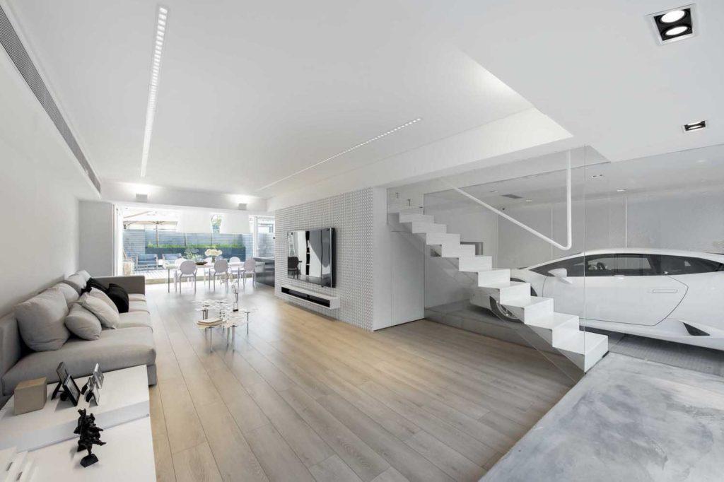 interieur wonen drive-in woning