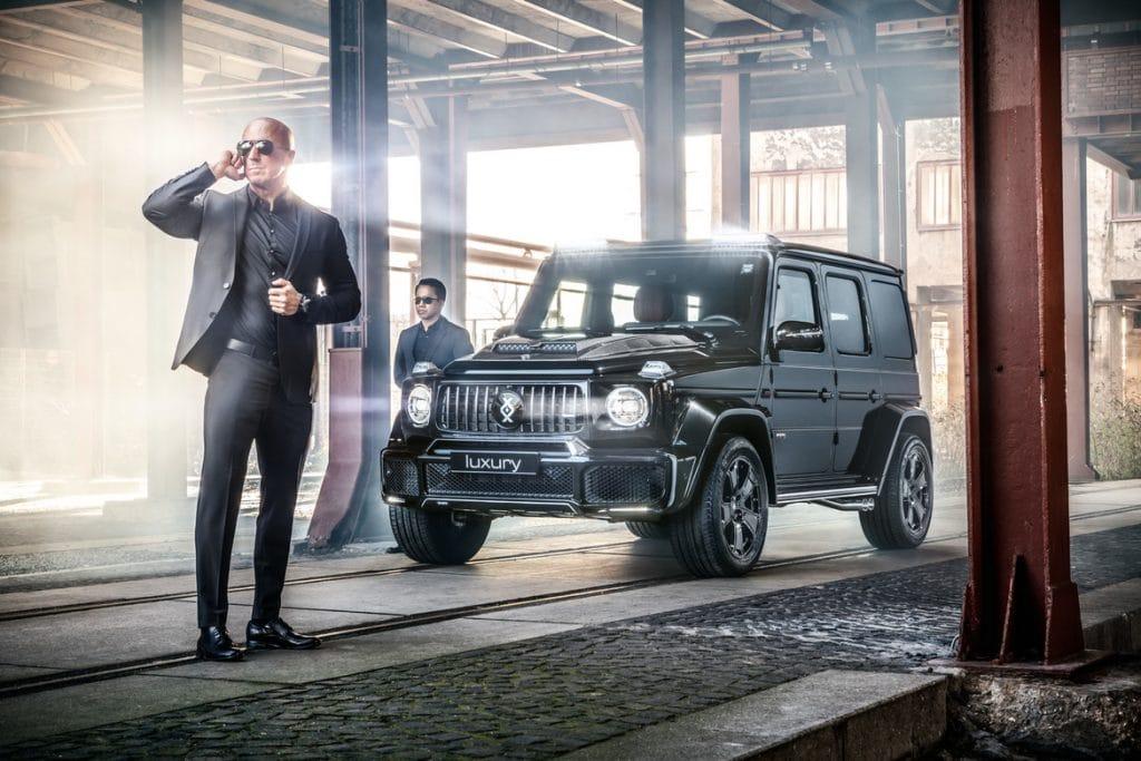 INVICTO by Brabus Mercedes-Benz G-Klasse G63