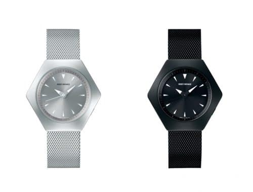 Issey Miyake x Konstantin Grcic - Issey Miyake ROKU horloge